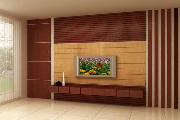 家装客厅背景墙
