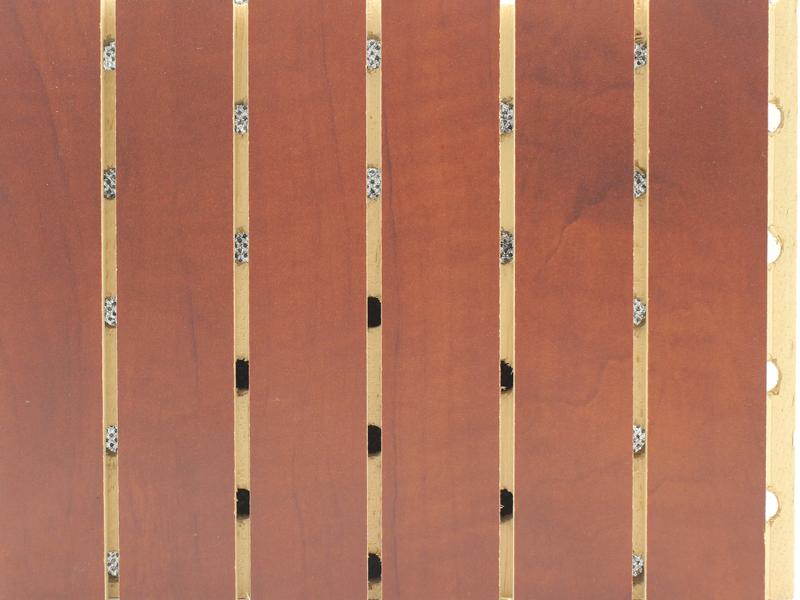 红影木-2实木吸音板