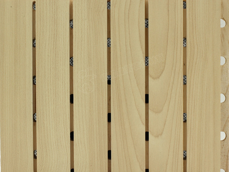实木环保E0级吸音板
