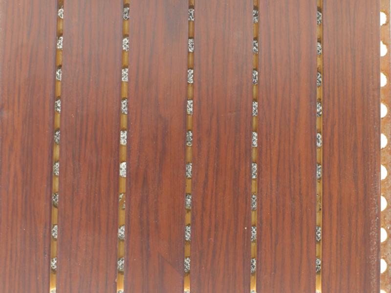 实木烤漆吸音板