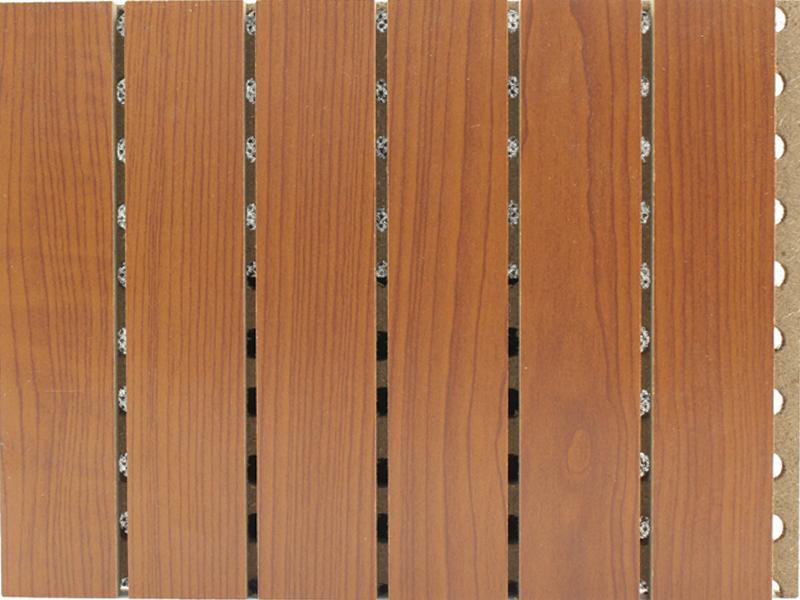 高密度环保E0级吸音板