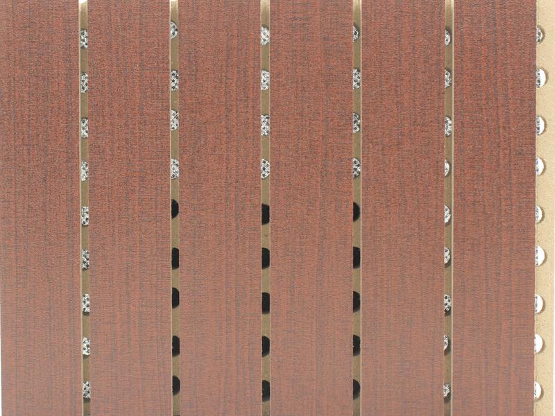 红梯木环保E0级吸音板