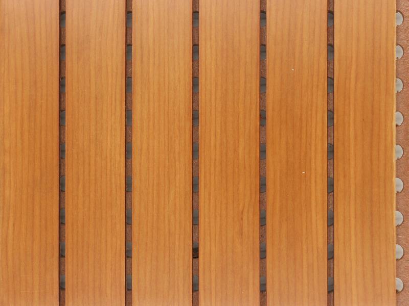 美国樱桃木皮油漆吸音板