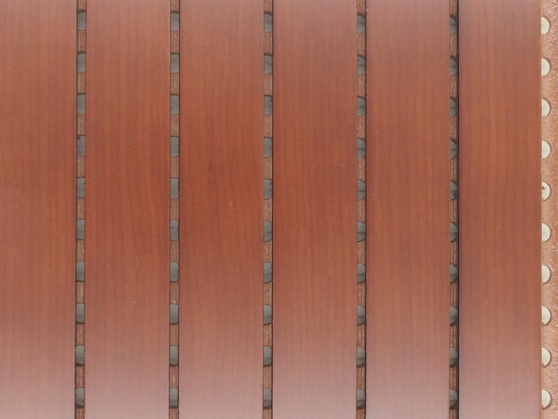 木饰面吸音板