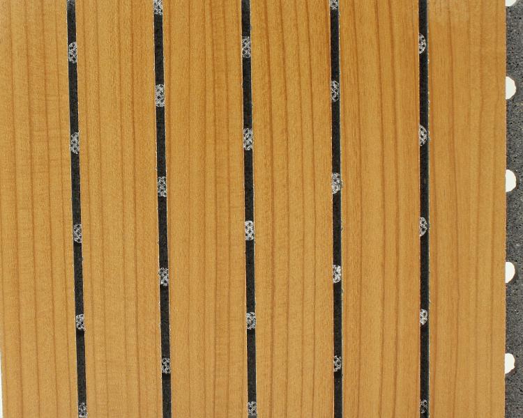樱桃木陶铝吸音板