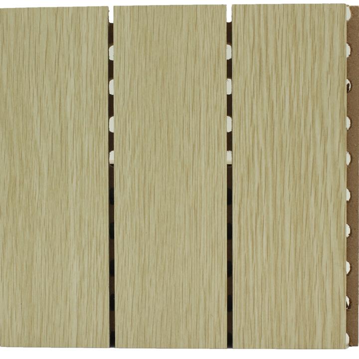 61-3mm橡木色吸音板