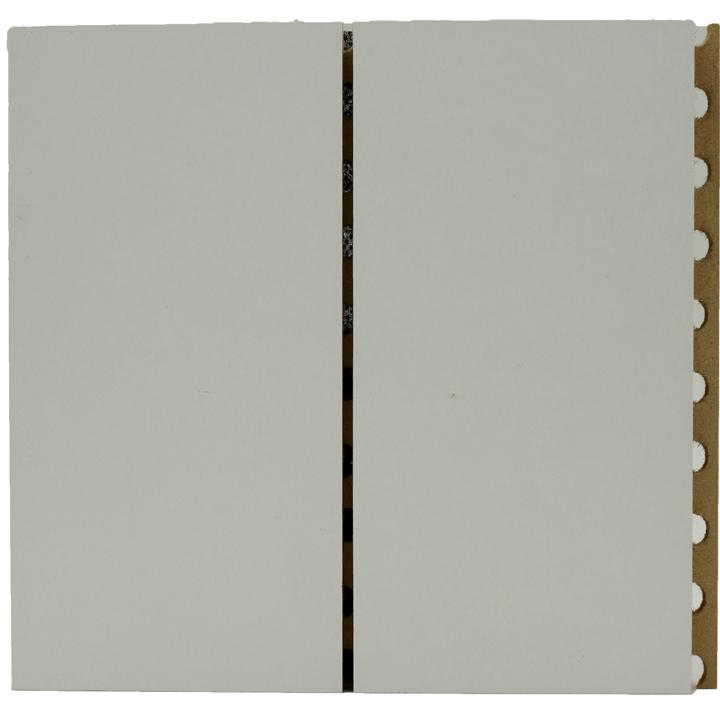 93-3mm纯白吸音板