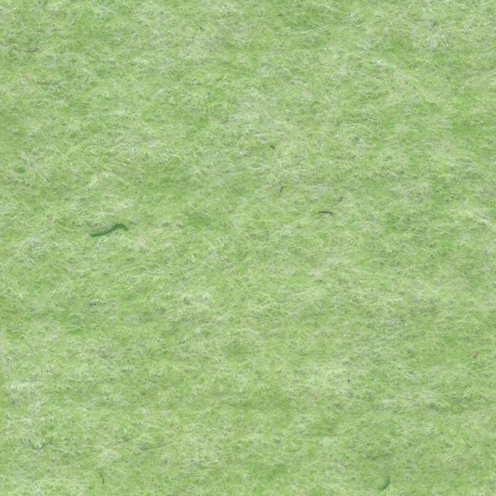 翠绿色聚酯纤维吸音板