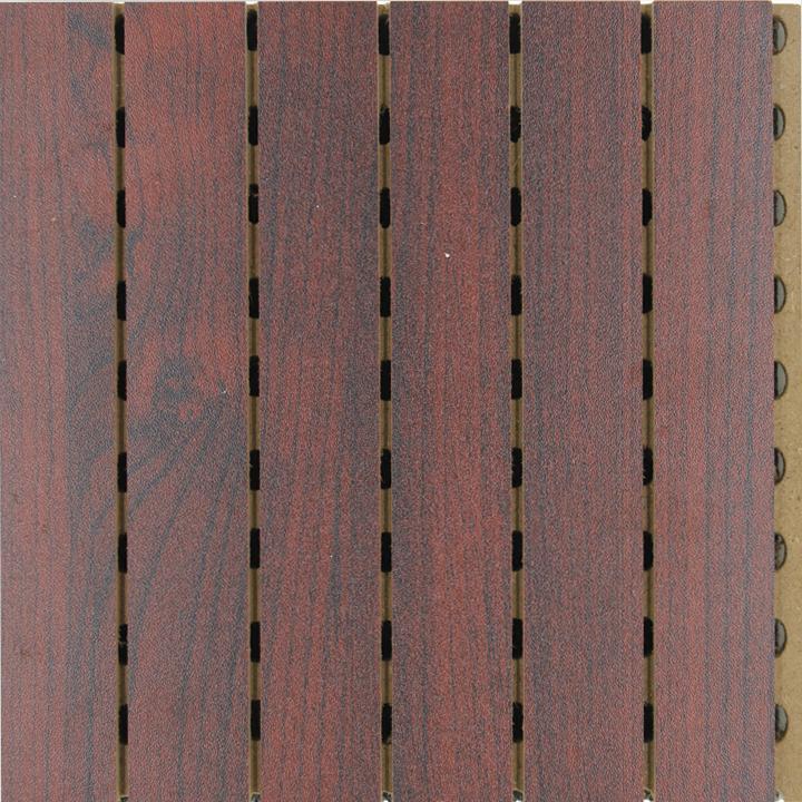 红胡桃环保E2级吸音板