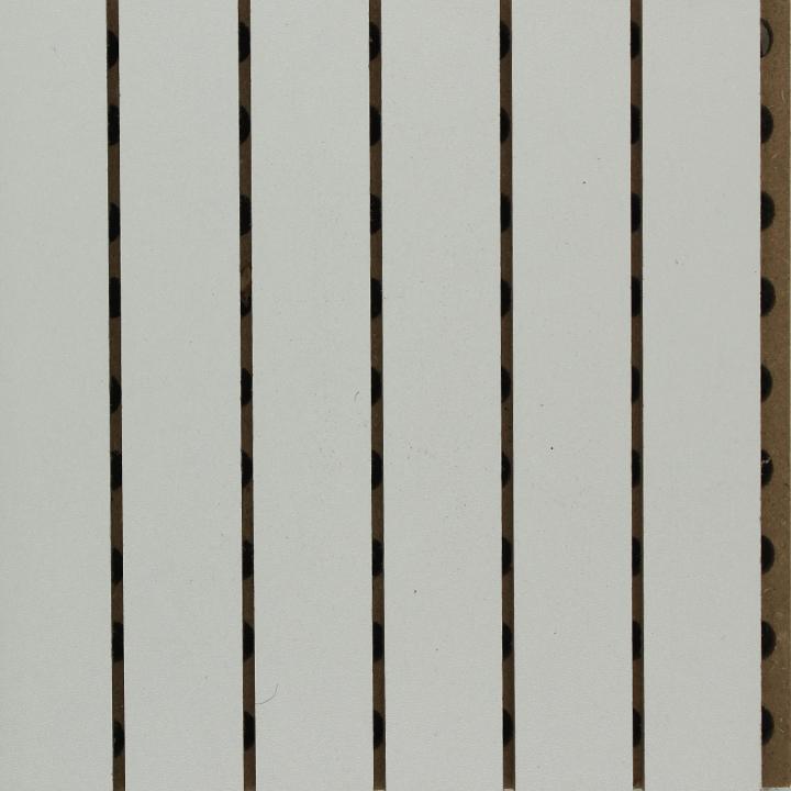 暖白色吸音板