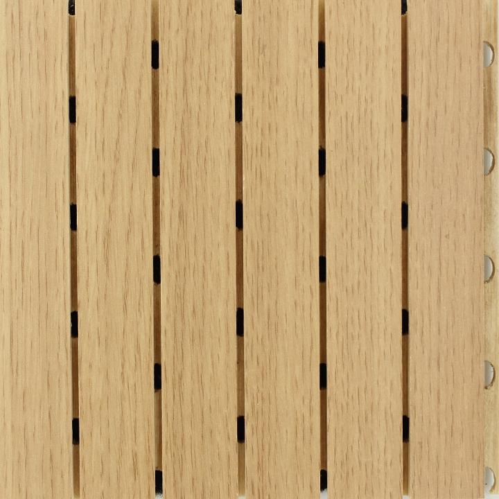 经典橡木色吸音板