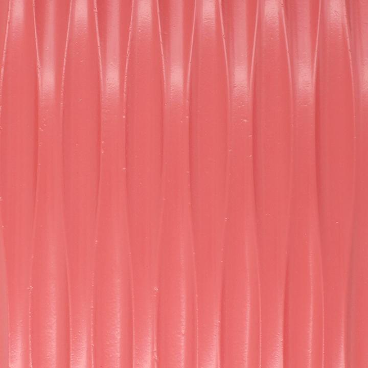 红色油漆饰面波浪板