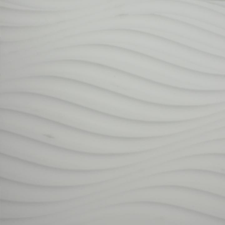 白色油漆饰面波浪板