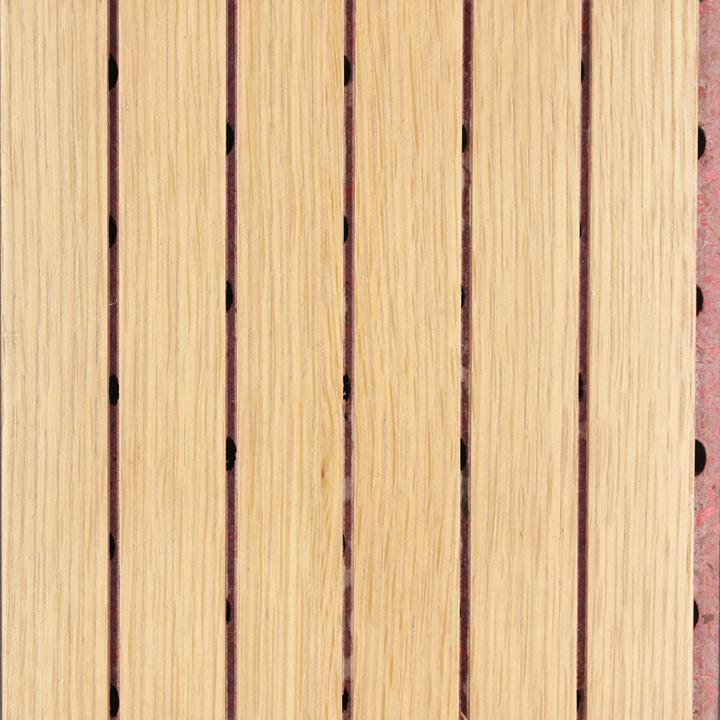 木皮饰面阻燃A级吸音板
