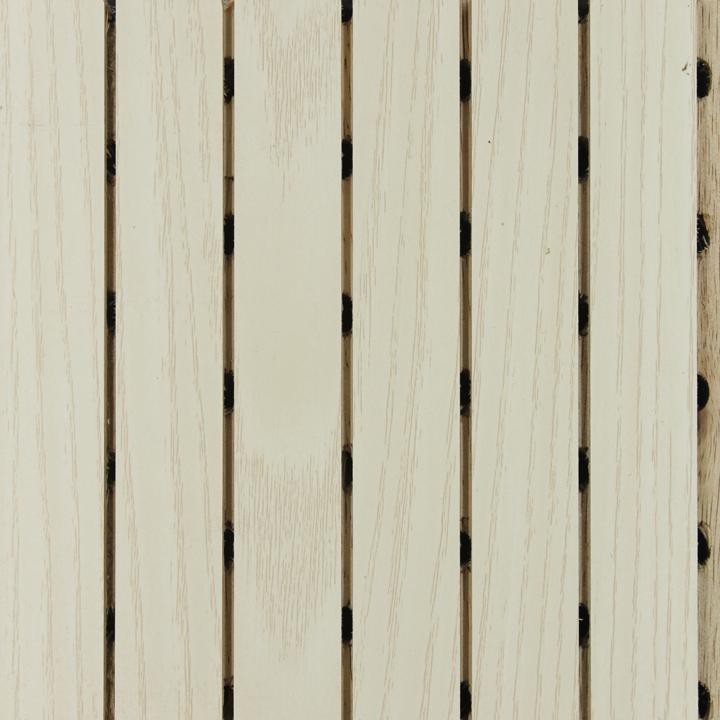 实木生态板环保E0级吸音板