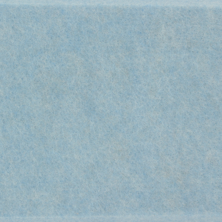浅天蓝聚酯纤维吸音板