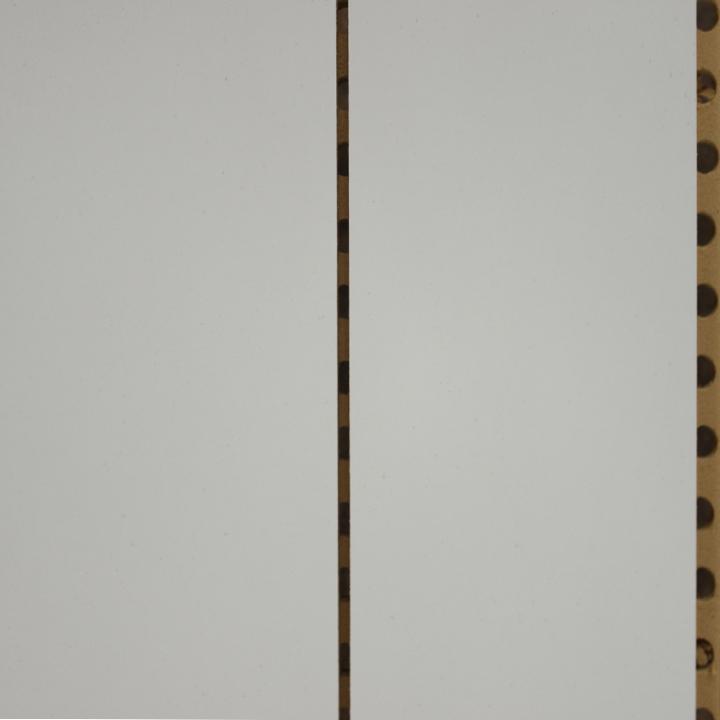 暖白色93-3条形吸音板