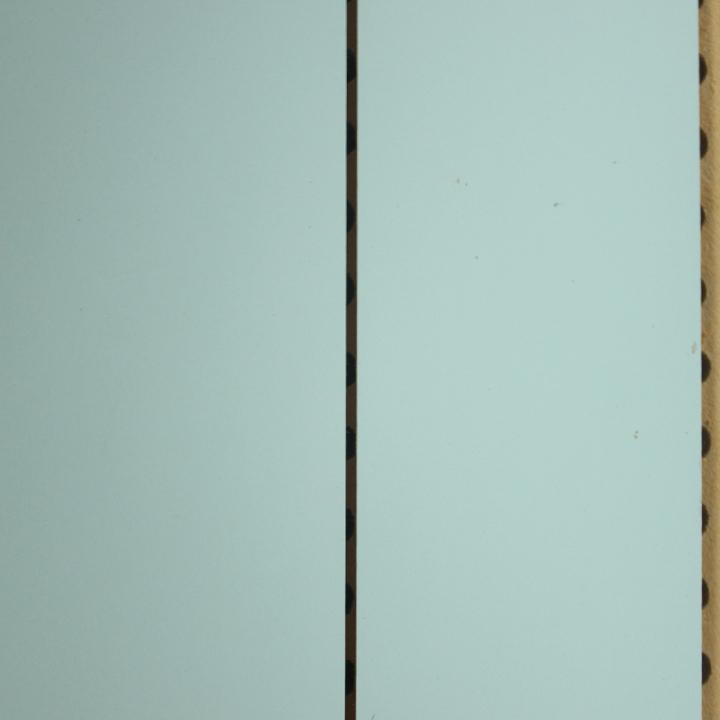 淡青色93-3条形吸音板