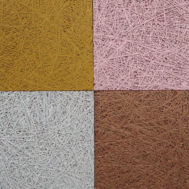 油漆饰面木丝吸音板