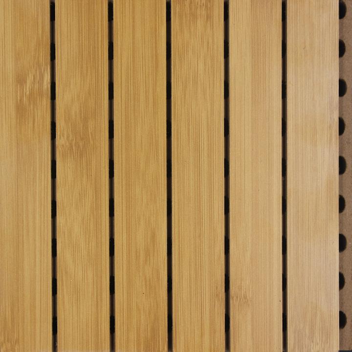 竹纹色吸音板