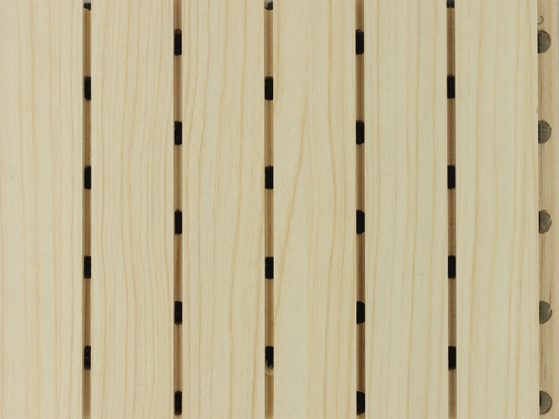 29-3枫木色实木吸音板